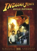 Indiana Jones: Bonus Material dvd cover