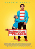 Instructions Not Included dvd cover