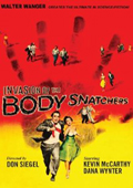 Invasion of the Body Snatchers dvd cover