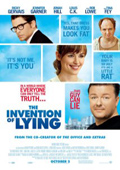 The Invention of Lying dvd cover