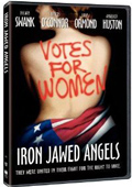 Iron Jawed Angels dvd cover