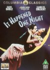 It Happened One Night dvd cover
