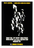 Judgment at Nuremberg dvd cover