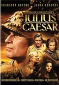 Julius Caesar (1970) dvd cover
