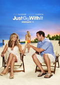 Just Go With It dvd cover