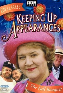 Keeping Up Appearances dvd cover
