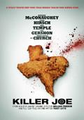 Killer Joe dvd cover