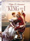 The King and I dvd cover