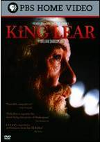 King Lear (2009) dvd cover