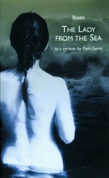 The Lady From the Sea dvd cover