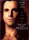Last of the Mohicans (1992) dvd cover