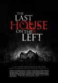The Last House on the Left dvd cover