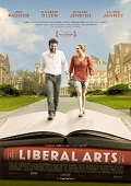 Liberal Arts dvd cover