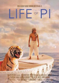 Life of Pi dvd cover