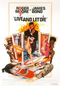 Live and Let Die dvd cover