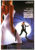 The Living Daylights dvd cover