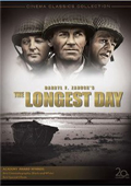 The Longest Day dvd cover