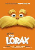 The Lorax dvd cover