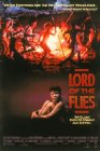 Lord of the Flies (1990) dvd cover