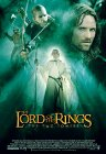 Lord of the Rings: The Two Towers dvd cover