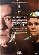 Macbeth (2004) dvd cover