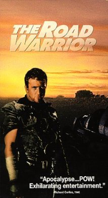 Mad Max 2: The Road Warrior dvd cover