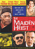 The Maiden Heist dvd cover