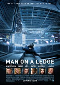 Man on a Ledge dvd cover