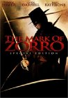 The Mark of Zorro dvd cover