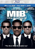 Men in Black 3 dvd cover
