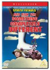 Monty Python's And Now For Something Completely Different dvd cover