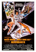 Moonraker dvd cover