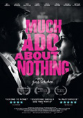 Much Ado About Nothing (2012) dvd cover