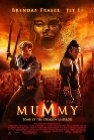 The Mummy: Tomb of the Dragon Emperor dvd cover