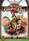 Muppet Christmas Carol dvd cover
