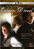 The Mystery of Edwin Drood dvd cover