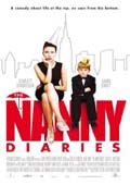 The Nanny Diaries dvd cover