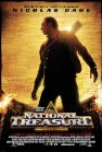 National Treasure dvd cover