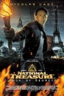 National Treasure: Book of Secrets dvd cover