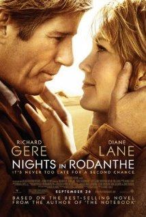 Nights in Rodanthe dvd cover
