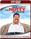 Nutty Professor dvd cover