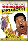 Nutty Professor II: The Klumps dvd cover