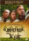 O Brother Where Art Thou? dvd cover