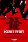 Ocean's Twelve dvd cover
