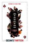 Ocean's Thirteen dvd cover