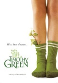 The Odd Life of Timothy Green dvd cover