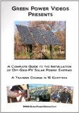 A Complete Guide to the Installation of Off-Grid PV Solar Power Systems dvd cover