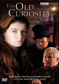 The Old Curiosity Shop dvd cover