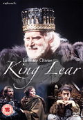 King Lear (1999) dvd cover