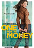 One for the Money dvd cover